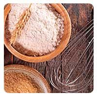 Mąki do wypieków chleba, ciast
